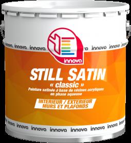 "Still ""classic"" satin* (novacryl satin)"