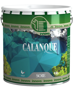 Calanque soie