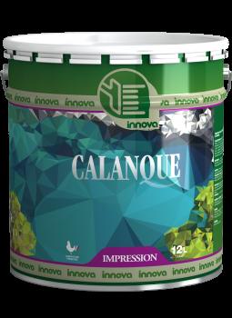 Calanque impression